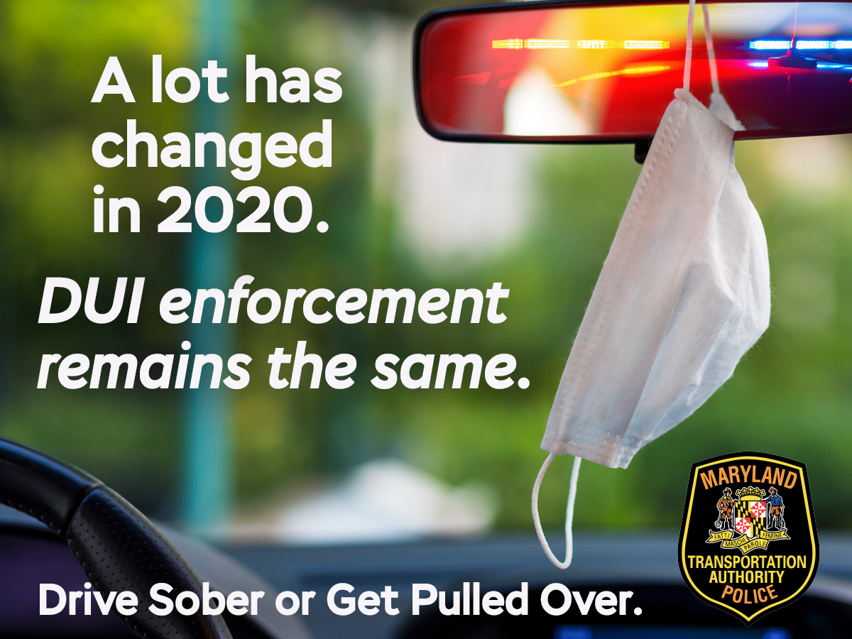 Driver sober or get pulled over - Follow link to learn more.